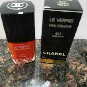 Authentic chanel holiday